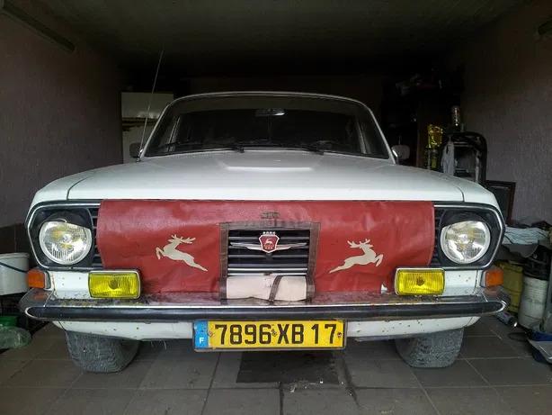 Фото №2 - Зачем на радиатор советских автомобилей надевали маски