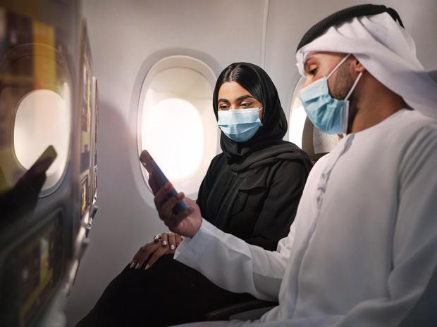 Фото №1 - Путешествия нового времени: авиакомпания начала страховать пассажиров от COVID-19