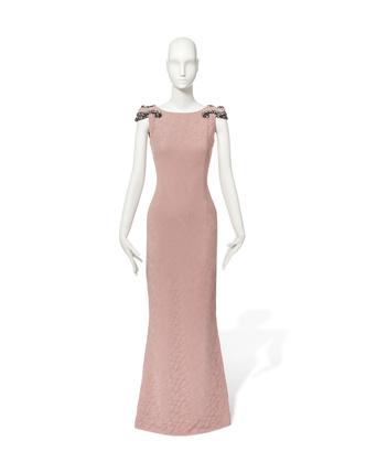 Фото №12 - Звездный дизайнер и подруга Мика Джаггера: самые роскошные наряды Л'Рен Скотт
