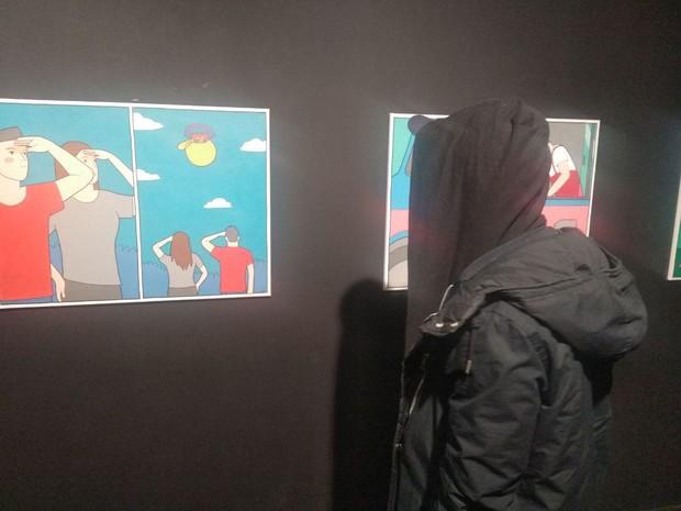 Фото №8 - Дюран и еще 5 российских художников, на которых стоит подписаться ради смешных комиксов