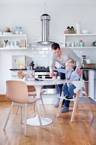 Фото №6 - Каждому - свое:  многофункциональный детский стул Stokke® Steps™  для каждого этапа развития ребёнка