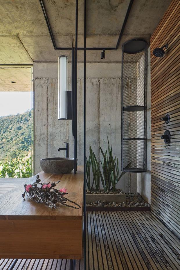 Фото №10 - Тренды 2021: дизайн ванной комнаты