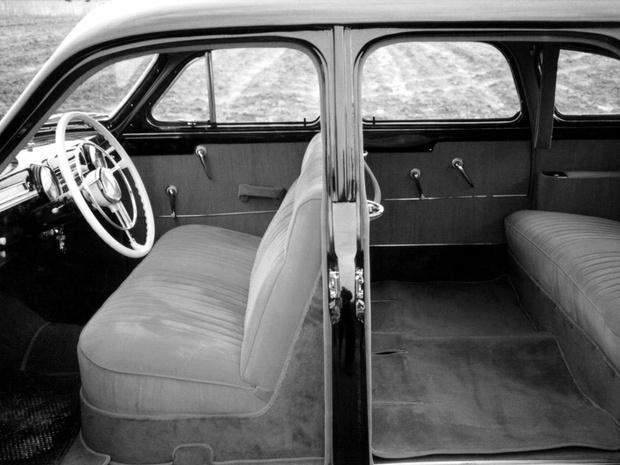 Фото №7 - «По дороге едет ЗИМ…»: советский автомобиль, который неожиданно обогнал время