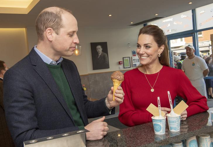 Кейт Миддлтон фото, королевская диета