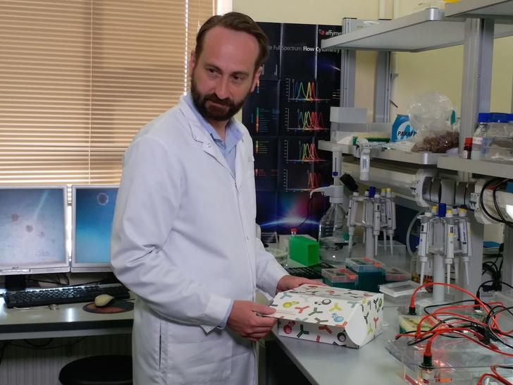 Фото №1 - В НМИЦ гематологии создали тест-систему для выявления Т-клеточного иммунитета