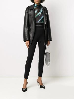 Фото №2 - Модный камбек: с чем носить леггинсы сегодня