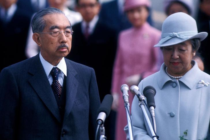 Фото №12 - «Изобилие и добродетель»: жизнь 124-го императора Японии Хирохито в 15 фотографиях