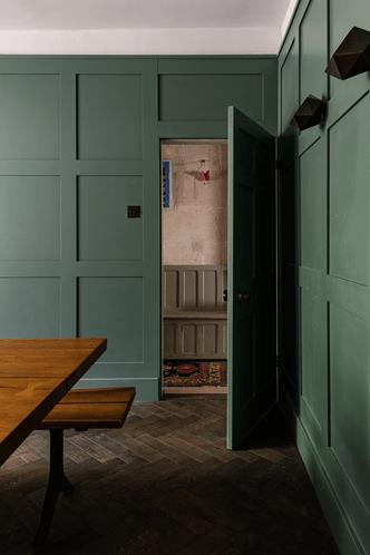 Фото №7 - Исторический особняк в ярких тонах в Бате