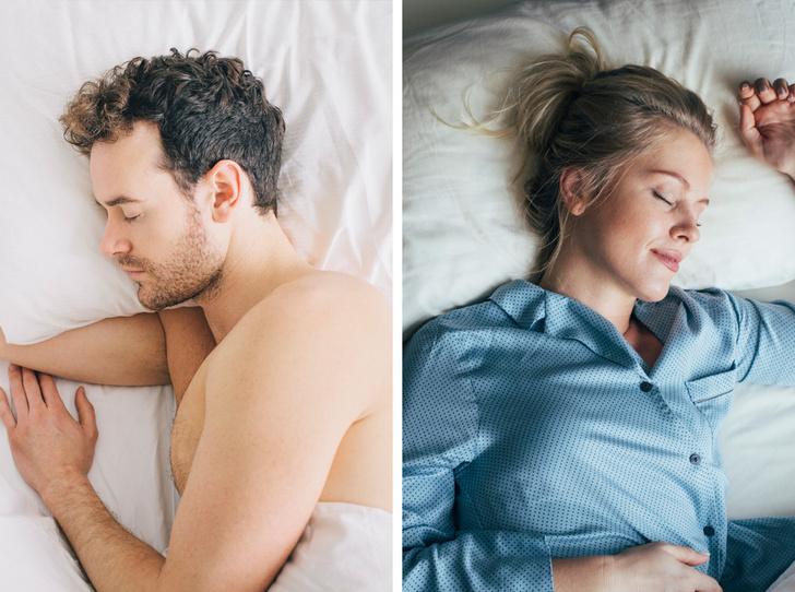Фото №11 - Тест на отношения: о чем говорит поза, в которой вы спите с партнером