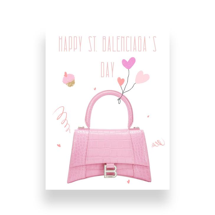 Фото №6 - Вместо «валентинки»: миниатюрные сумки, которые станут отличным подарком на 14 февраля