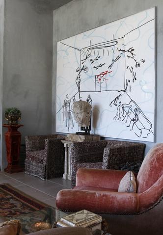 Фото №6 - Дом дизайнера Андреа Майклсон в Калифорнии