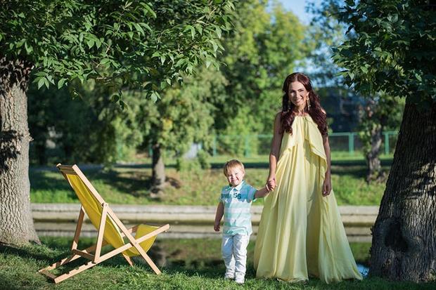 Фото №2 - Эвелина Бледанс: «Что я думаю по поводу детей с особенностями? Я делаю!»