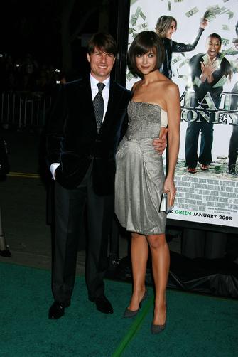 Том Круз (Tom Cruise) и Кэти Холмс (Katie Holmes)
