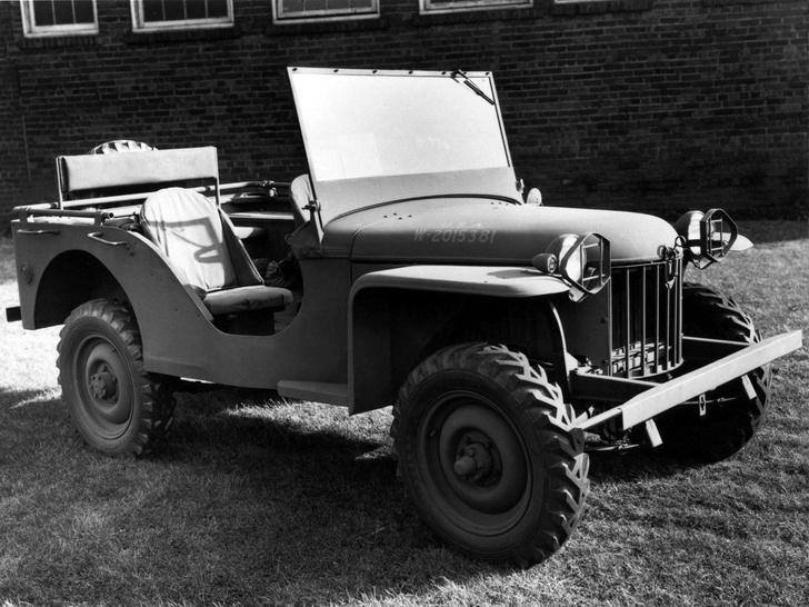 Фото №4 - Человек, который придумал Jeep