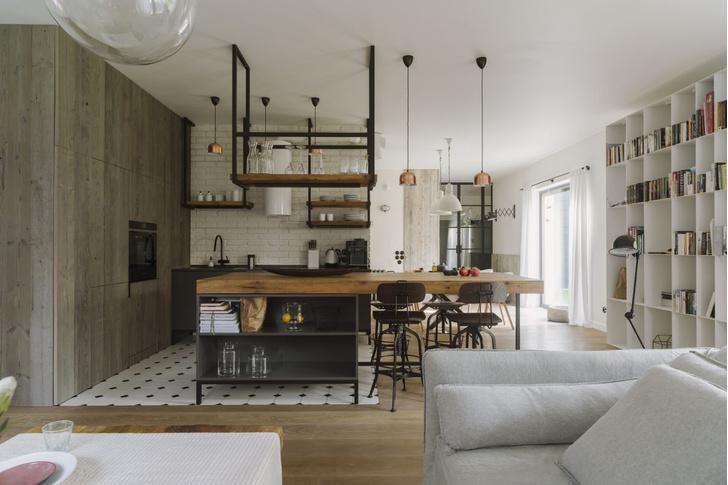 Фото №2 - Квартира в скандинавском стиле в Польше