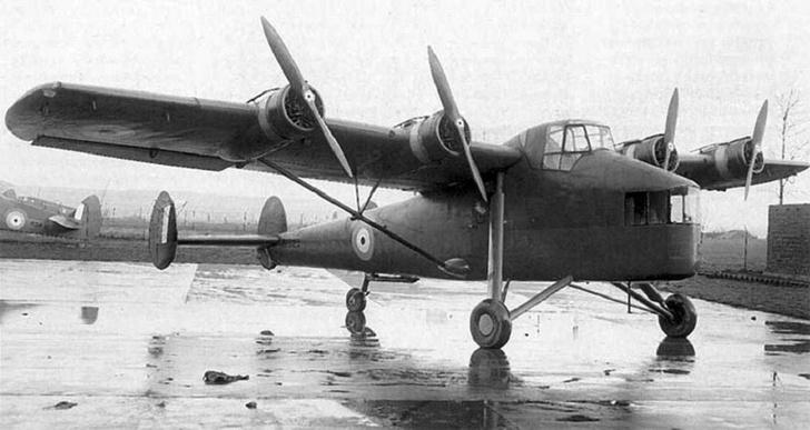 Фото №11 - «Вот уроды…»: 12 самых страшных самолетов Второй мировой