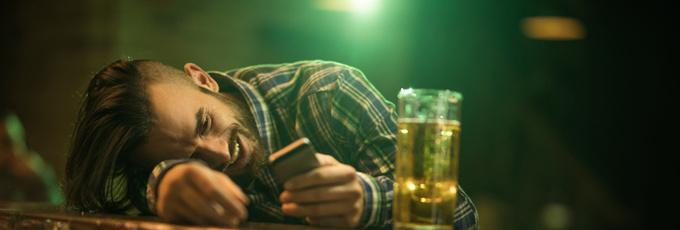 Как алкоголь меняет наше поведение: 4 типа опьянения