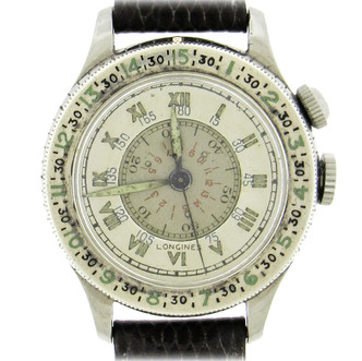 Фото №8 - Часы войны: история возникновения наручных часов