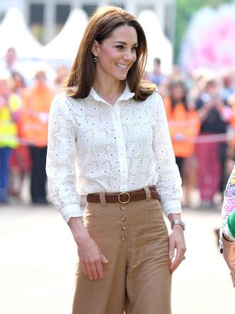 Фото №10 - Стоп-лист: 7 вещей, которые герцогиня Кейт практически никогда не носит на публике