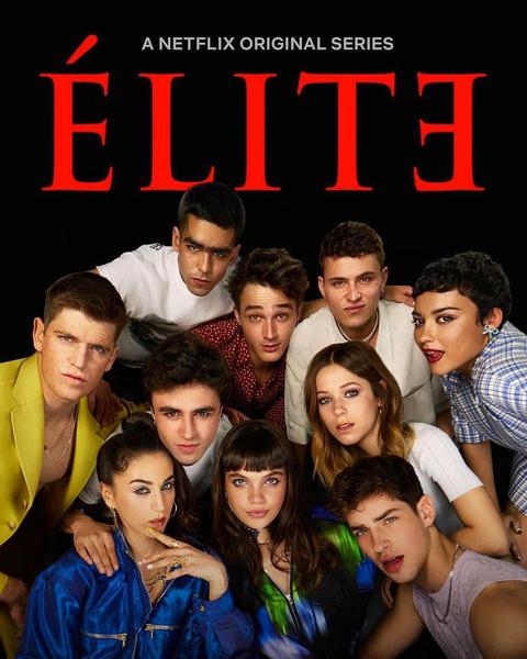Фото №2 - Дождались! Четвертый сезон «Элиты» появился на Netflix 😍