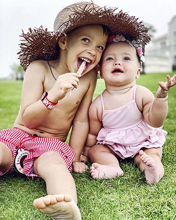 Фото №3 - Инстамама Ксения Секиро: «Общаемся с ребенком, как с гостем»
