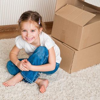 Фото №1 - Квартирный вопрос: ребенок и прописка
