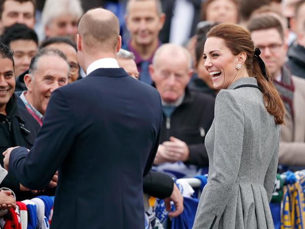 Фото №2 - Семейный юмор: чем герцогиня Кейт любит дразнить принца Уильяма