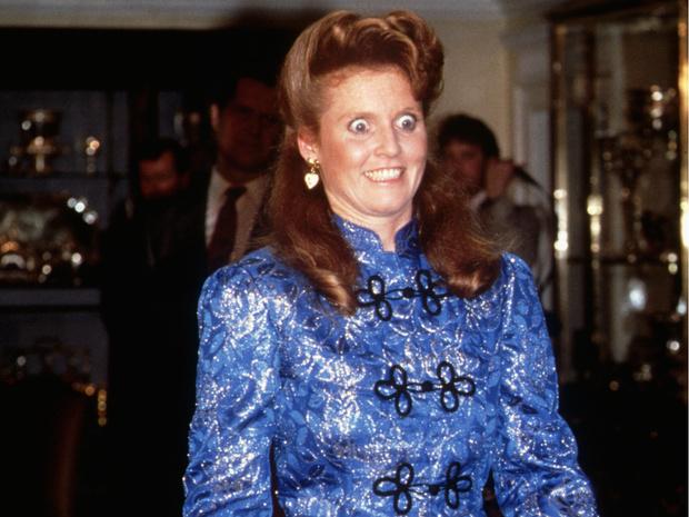 Фото №3 - Знакомство с родителями: как Сара Фергюсон «провалила» первую встречу с Королевой и принцем Филиппом