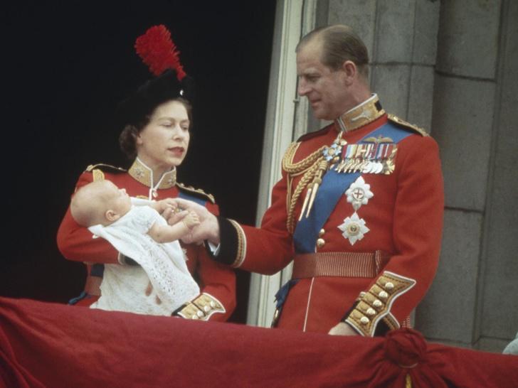 Фото №3 - С кем из детей у принца Филиппа сложились наиболее близкие отношения
