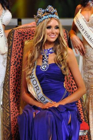 Фото №21 - Самые яркие победительницы «Мисс мира» за всю историю конкурса