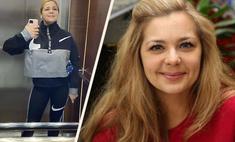 «На спорте»: Ирина Пегова похвасталась заметно более подтянутыми ногами