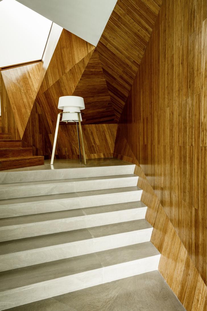 Фото №10 - Необычный дом-оригами в Кувейте: проект студии AGi Architects