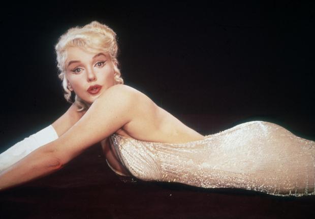 Мэрилин Монро: голое платье, фото
