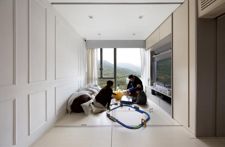 Фото №1 - Квартира-трансформер в Гонконге