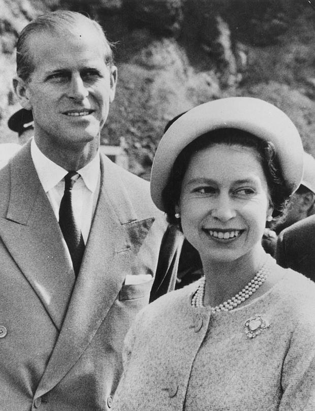 Фото №8 - 16 архивных фотографий в память о принце Филиппе