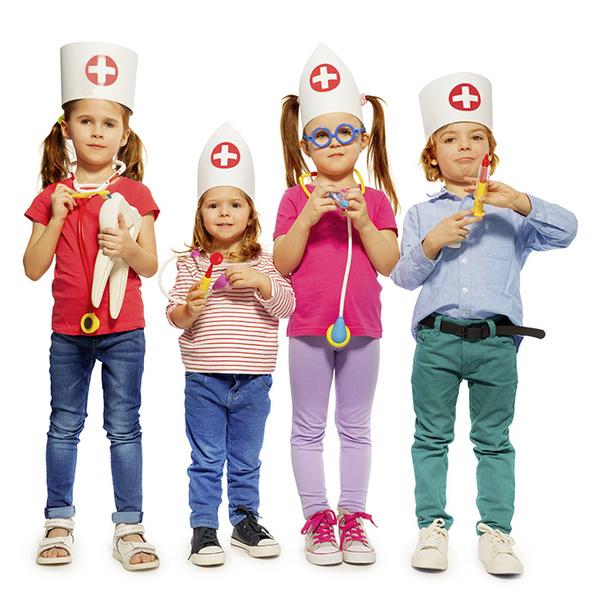 Фото №1 - Оформляем медицинскую карту для детского сада