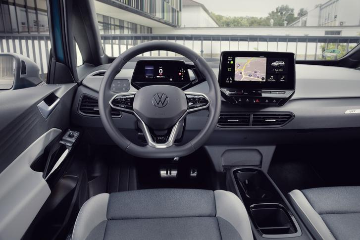Фото №5 - И восхитительный хэтчбек! Новый Volkswagen ID3 пробует себя в роли Прометея