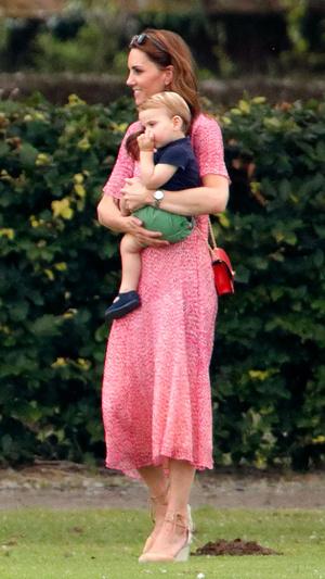 Фото №5 - Особое преимущество: главное, в чем Кейт действительно «обошла» Диану