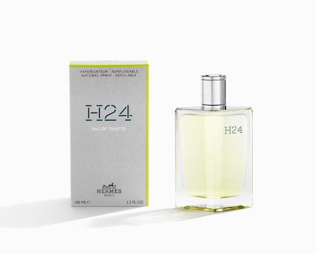 Фото №1 - Н24: встречай новый мужской аромат от Hermès