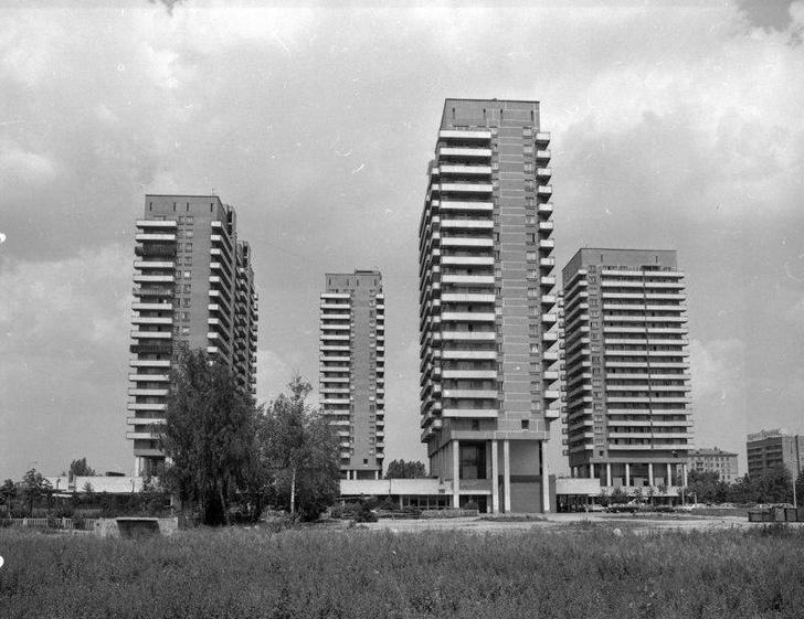 Фото №10 - Топ-9 лучших жилых домов Москвы 1920-2020-х годов