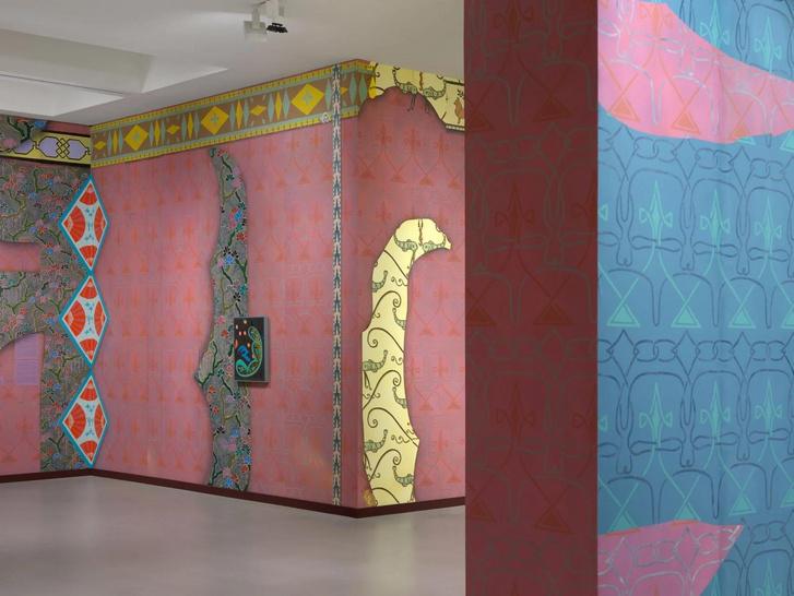 Фото №3 - Винсент Ван Гог и обои Лауры Оуэнс на выставке в Арле