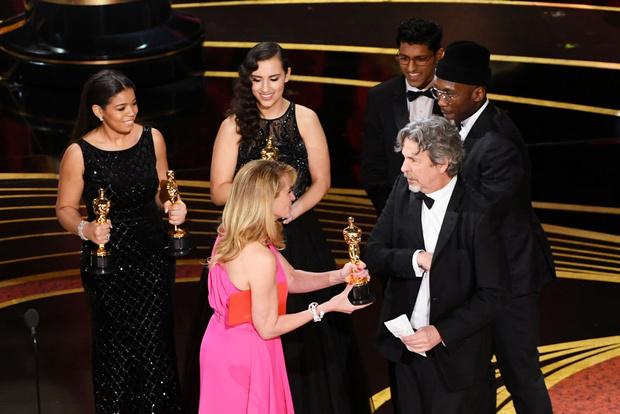 Фото №1 - От Гаги до Рами Малека: все победители «Оскара-2019»