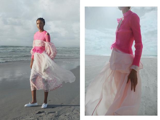 Фото №7 - Что с чем носить: 7 приемов стилизации с Недель моды весна-лето 2021