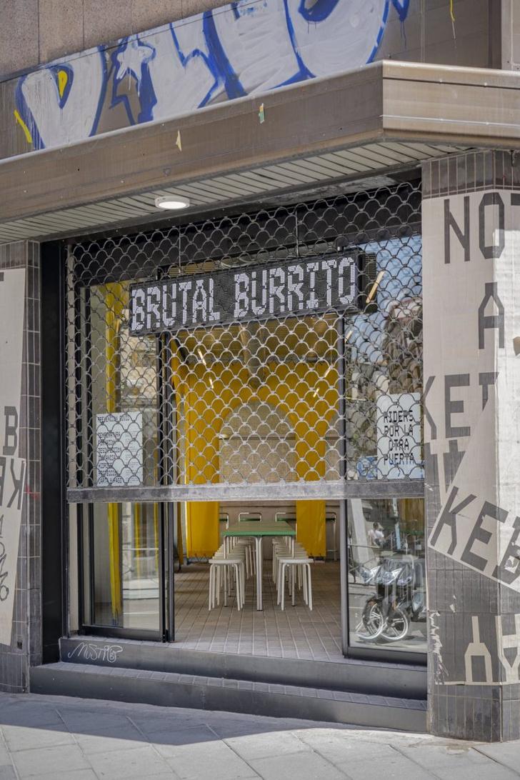 Фото №2 - Ресторан быстрого питания в Мадриде