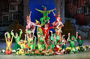 Фото №3 - Балет «Чиполлино» на сцене Театра Сац