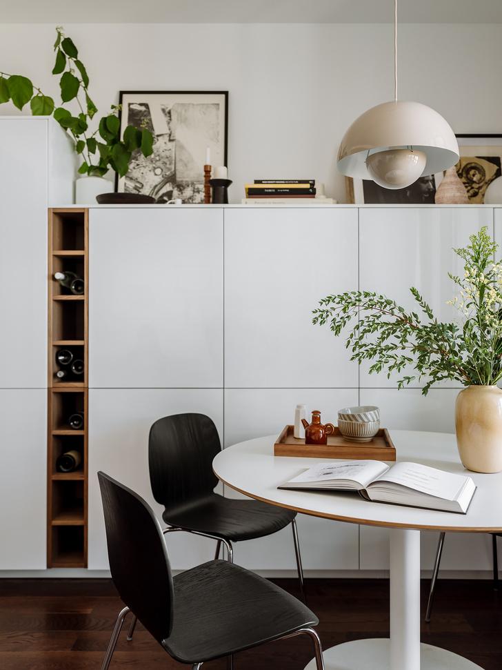 Фото №1 - Уютная квартира 35,7 м² в скандинавском стиле