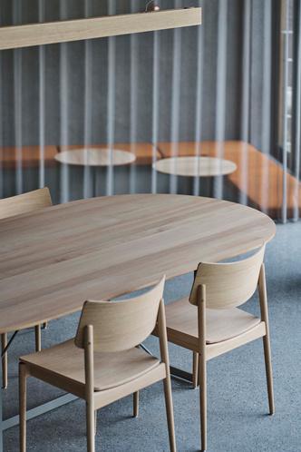 Фото №11 - Минималистское кафе в Токио по проекту Кэйдзи Асизавы