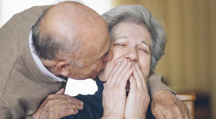 Не забывай свою Валюшу: история о бриллиантовой свадьбе, памяти и любви