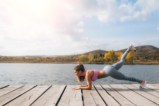 планка упражнение польза отзывы что дает