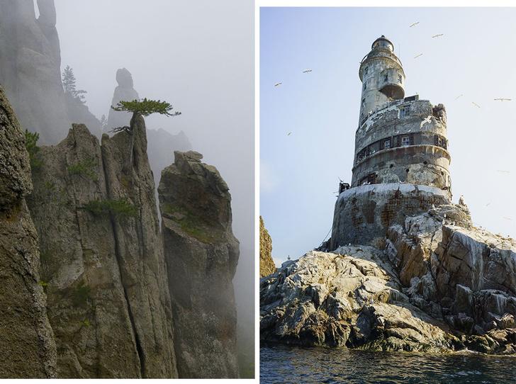 Фото №1 - Долина призраков и алтарь шаманов: 10 знаменитых мистических мест России